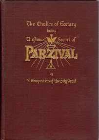 Cover of Frater Achad's Book Chalice Of Ecstasy