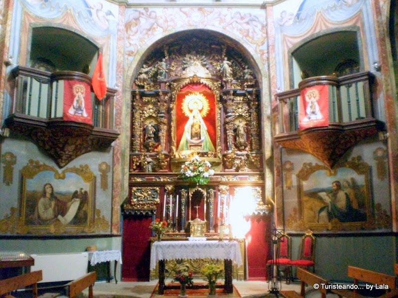 Virgen de la Soterraña, patrona de Olmedo