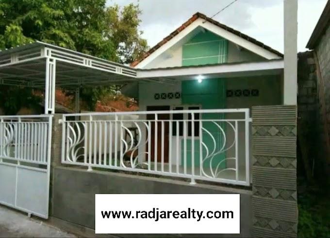 Rumah Termurah Minimalis Kawasan Exclusive Nogotirto Jl. Godean Km. 4 Dalam Ringroad