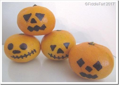 Halloween Satsumas