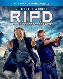 Filme Poster R.I.P.D: Agentes do Além BRRip XviD & RMVB Legendado
