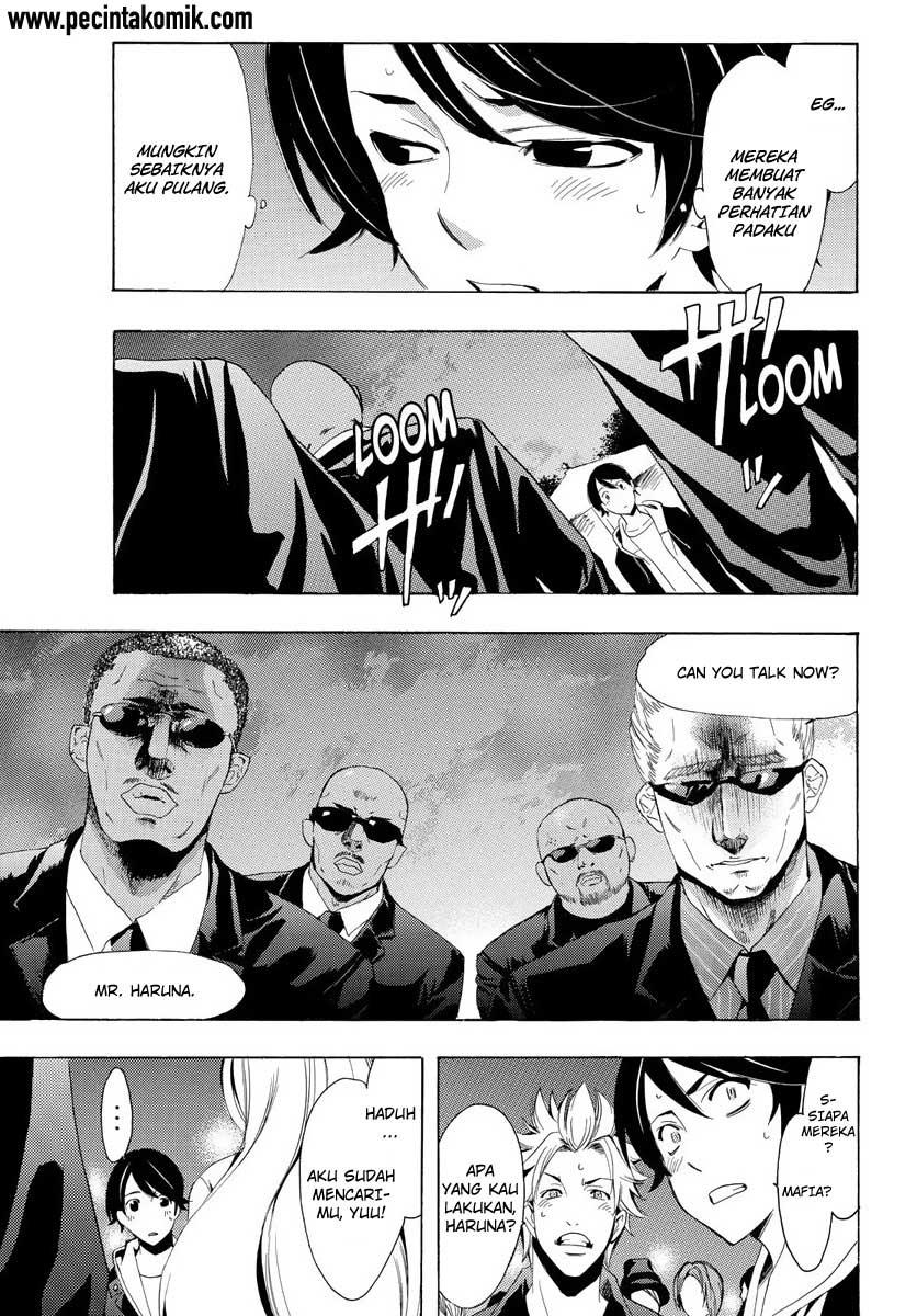 Fuuka Chapter 94-7