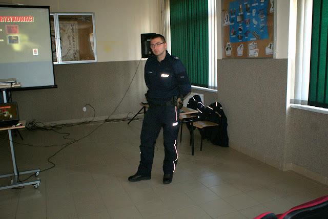 Spotkanie z policjantami - DSC00036.JPG