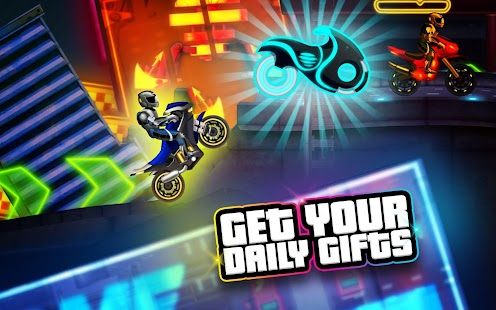 Download Bike Race: Speed Racer Of Night City for PC and MAC