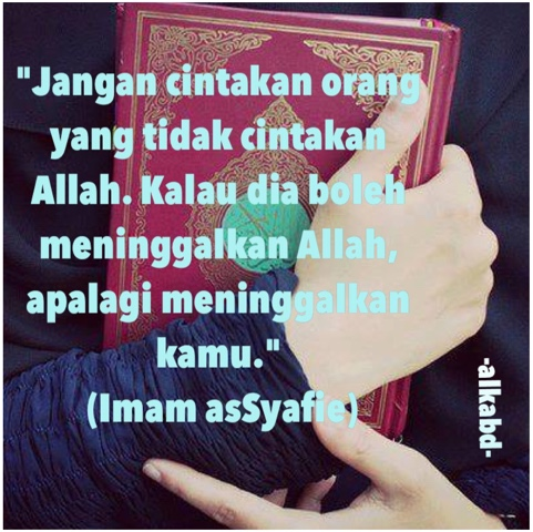 Himpunan Kata Kata Hikmah Imam As Syafiera Alkabdblog