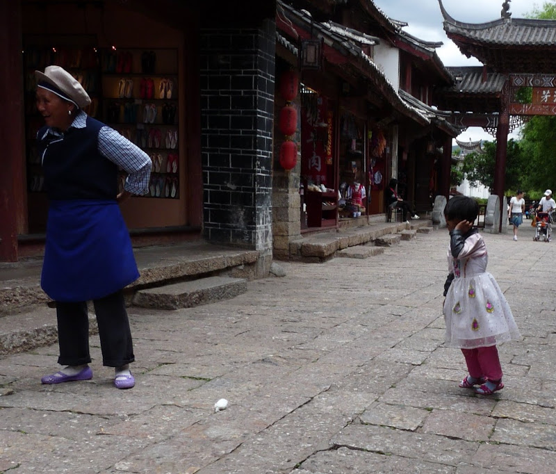 Chine. Yunnan.LIJIANG , Dragon snow mountain,puis lac LUGU - P1230313.JPG