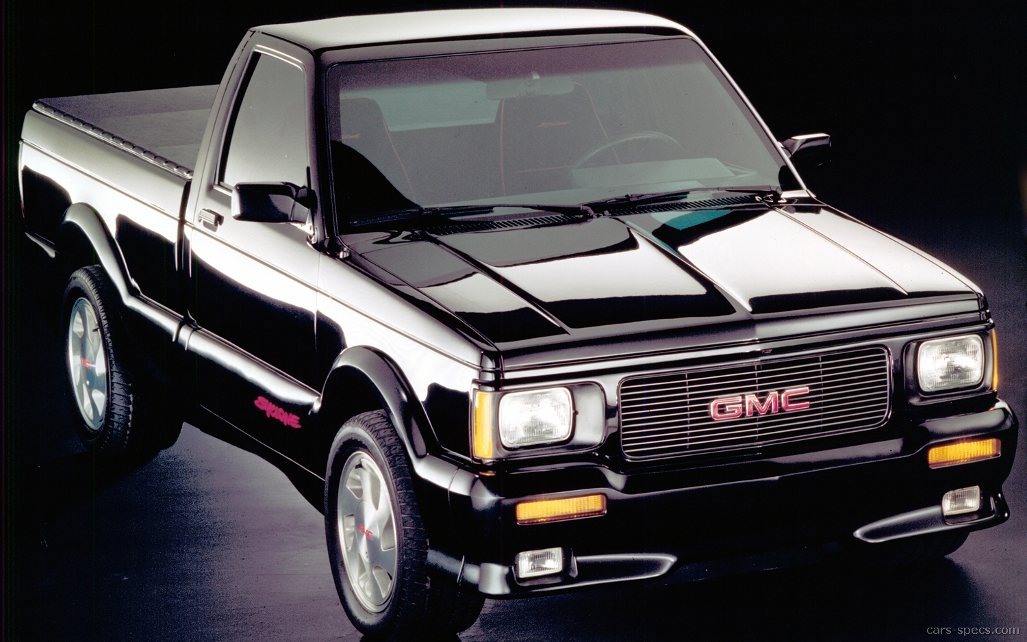 1992 Gmc Sonoma Syclone Specifications  Pictures  Prices