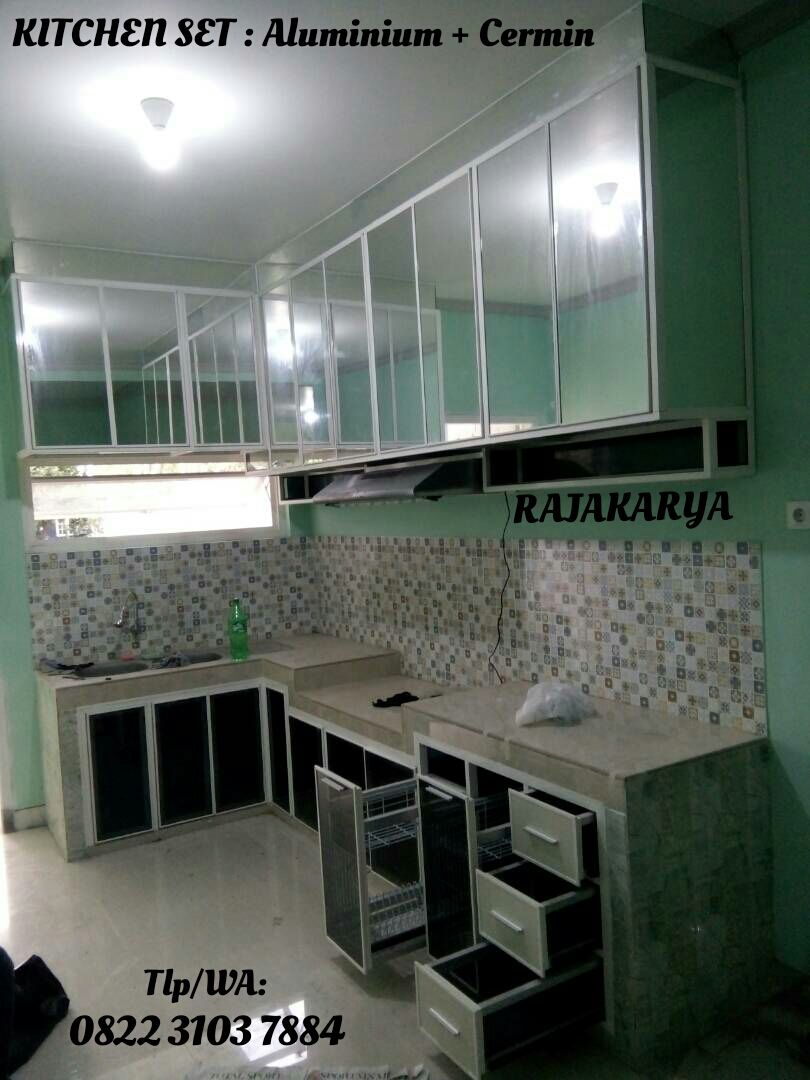 Cheap Kitchen Set Salatiga