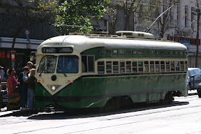 MUNI Trolley