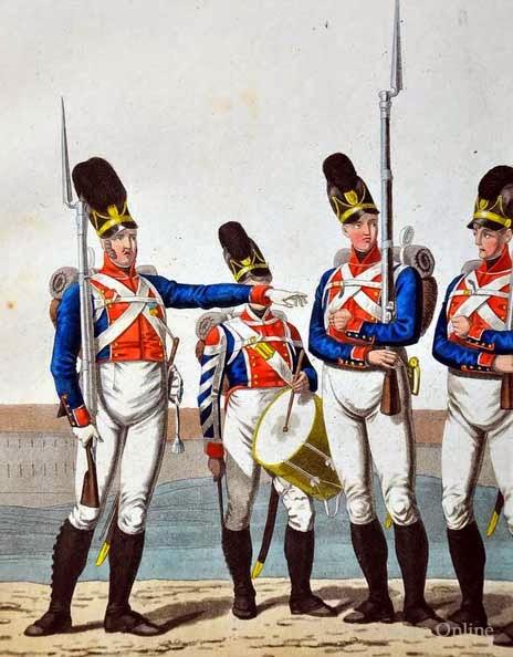 Солдаты Баварии