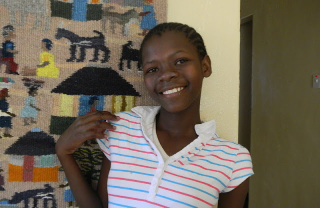 Malebogo visited