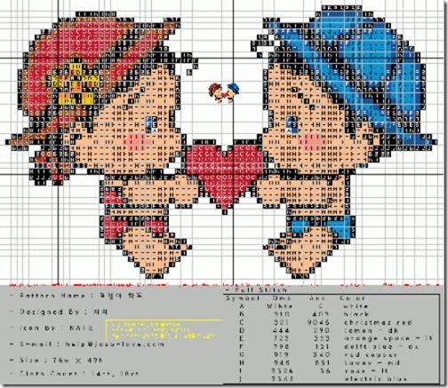 esquemas punto cruz infantil  (8)