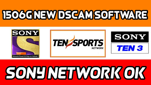 1506G Receivers New DSCAM Software