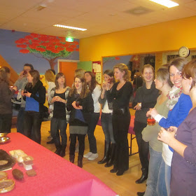 Cultuuractiviteit: Bonbons maken (21 februari)2012