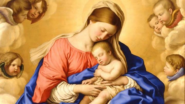 Ghi nhớ và suy niệm trong lòng (01.01.2021 – Thứ Sáu - Thánh Maria, Mẹ Thiên Chúa)