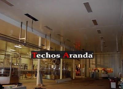 Ofertas economicas Montaje Techos Aluminio Madrid