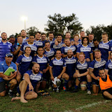 27/02/16 Souths Rugby Vs Eastwood in Championship Game. Chipsie Wood Oval , Premier Rugby.
