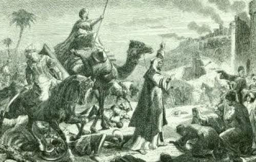 Caliph Umar The Victim Of Poor Pr