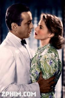 Chuyện Tình Thế Chiến - Casablanca (1942) Poster