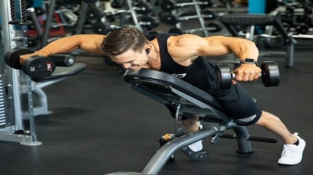 Rear Delt Exercises For Stronger Shoulder