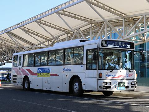 西鉄バス北九州「北九州空港エアポートバス」 9418
