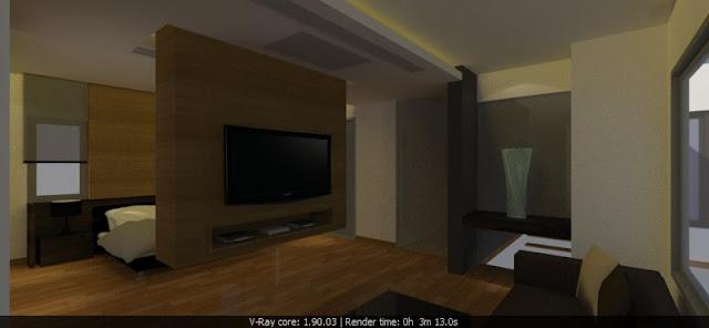 vray - renderภาพใน vray ของโมเดลเดียวกัน แต่ใน view ต่างกัน ทำไมobject บางชิ้นมันหายไปครับ  Suexpold02