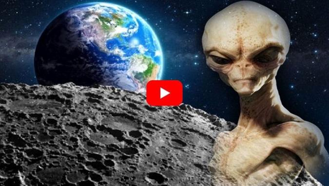 extraterrestres podem ter existido na Lua