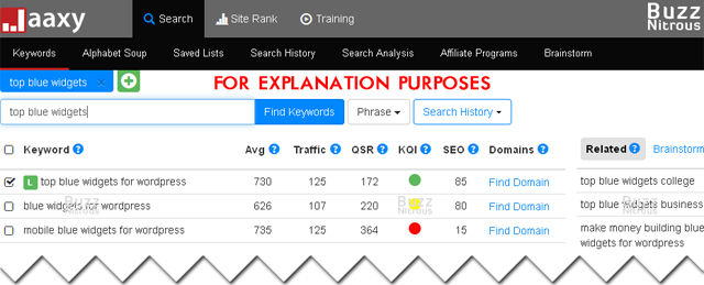 The Jaaxy Keyword Research Tool Full Review