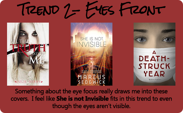 Eyes Front 3 books