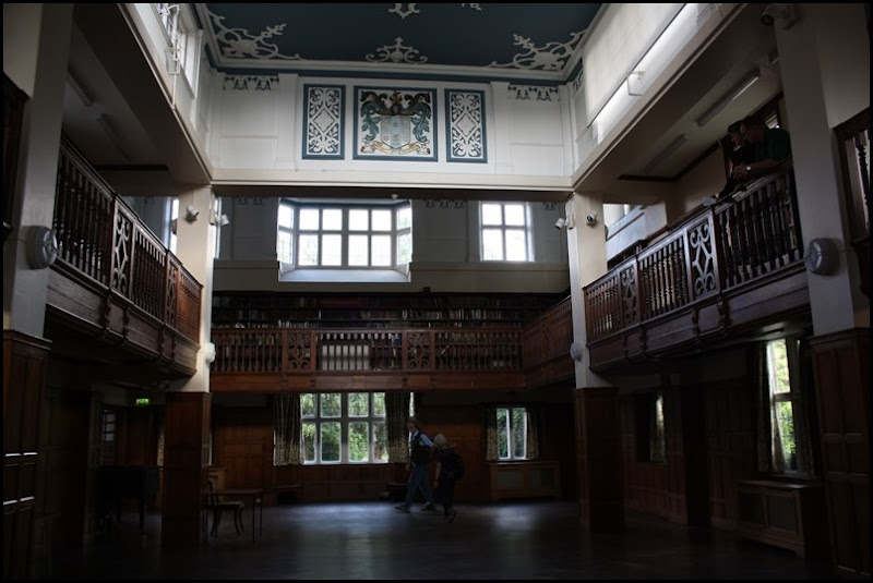 Charlton House - library
