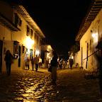 Sombras en Villa de Leyva