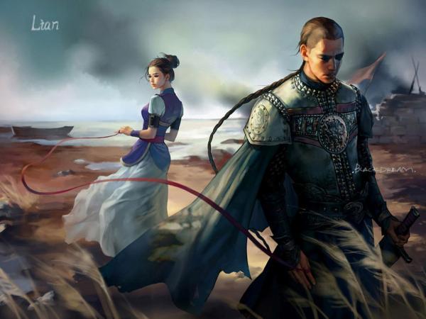 Meeting Of Samurai, Magic Samurai Beauties
