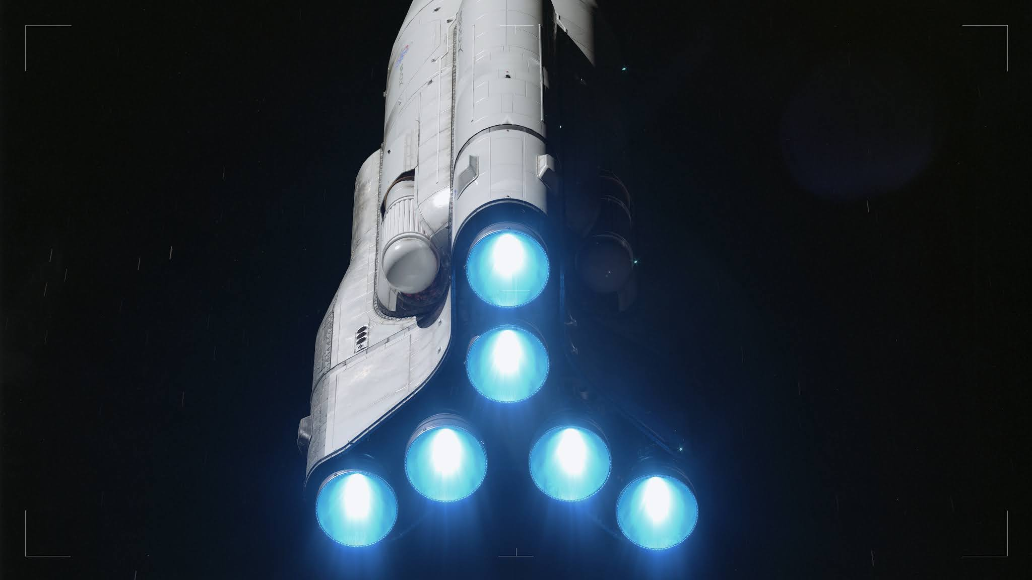 Phoenix - Interplanetary Autonomous Payload System cool spaceship background wallpaper for desktop