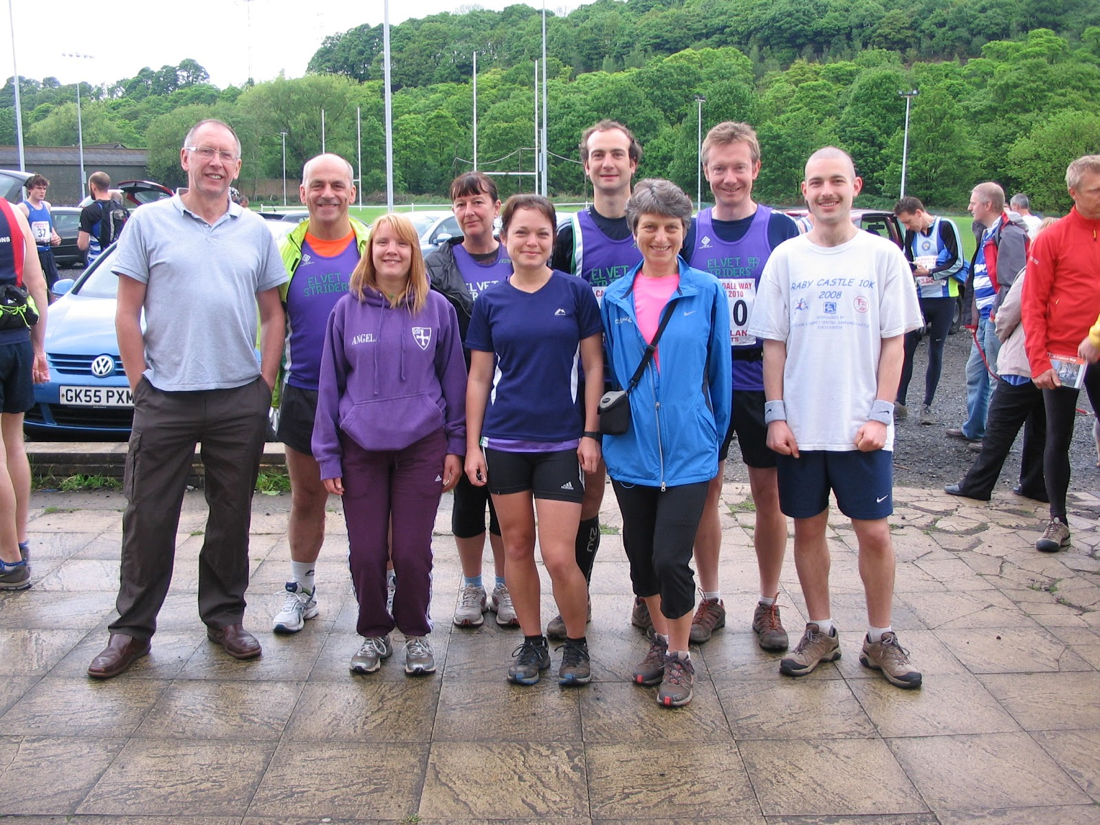 Calderdale Way Relay 2011