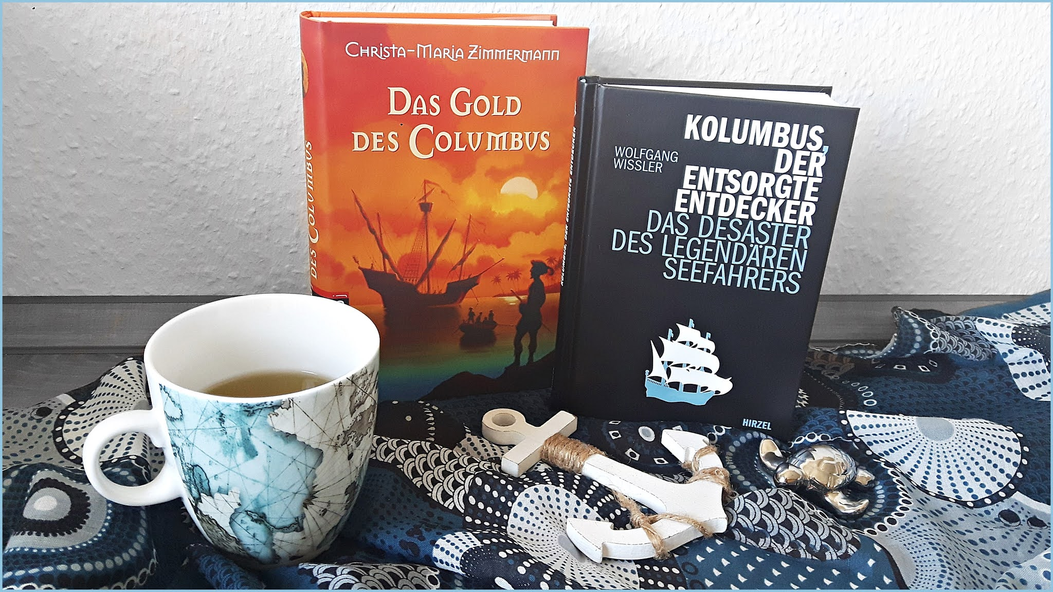 {LiebLink} Warum Kolumbus (mit)verantwortlich ist ~ kritische Lektüre