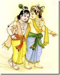 [Balarama and Krishna]