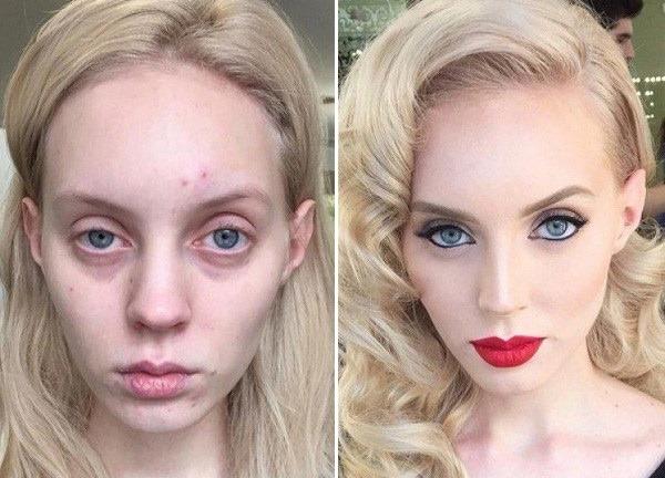 Garotas-estão-compartilhando-fotos-de-antes-e-depois-da-maquiagem-e-algumas-delas-são-realmente-irreconhecíveis-0