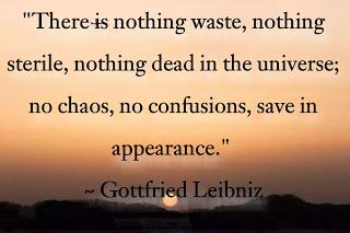 Quotes of Gottfried Leibniz