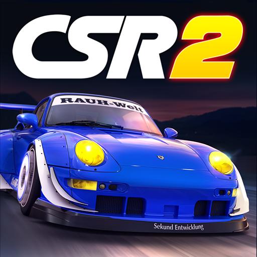 CSR Racing 2 Apk Mod (Unlimited Money/Key)