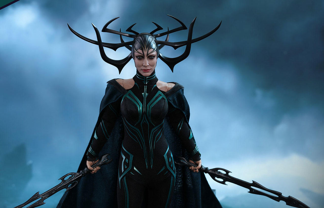 Review dan build Hela