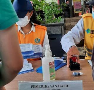 Rapid test pandemi
