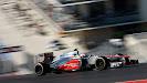 Lewis Hamilton, McLaren MP4-27 turn 1 height