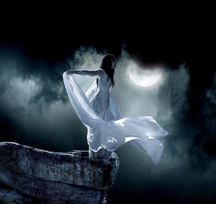 Night Fall In The Moonlight, Moon Magic