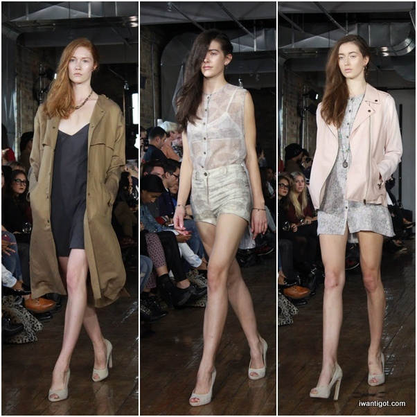 TFW Spring Summer 2013 - Chloé Comme Parris