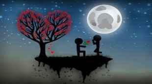 Feliz y lindo dia de los enamorados