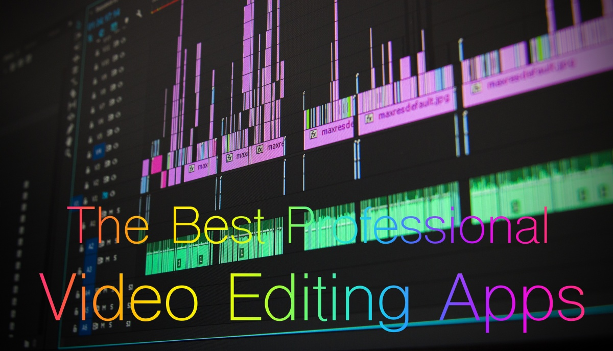 Best Pro Video Editing apps for iPad & iPhone