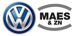 Logo Volksagen Maes en Zoon