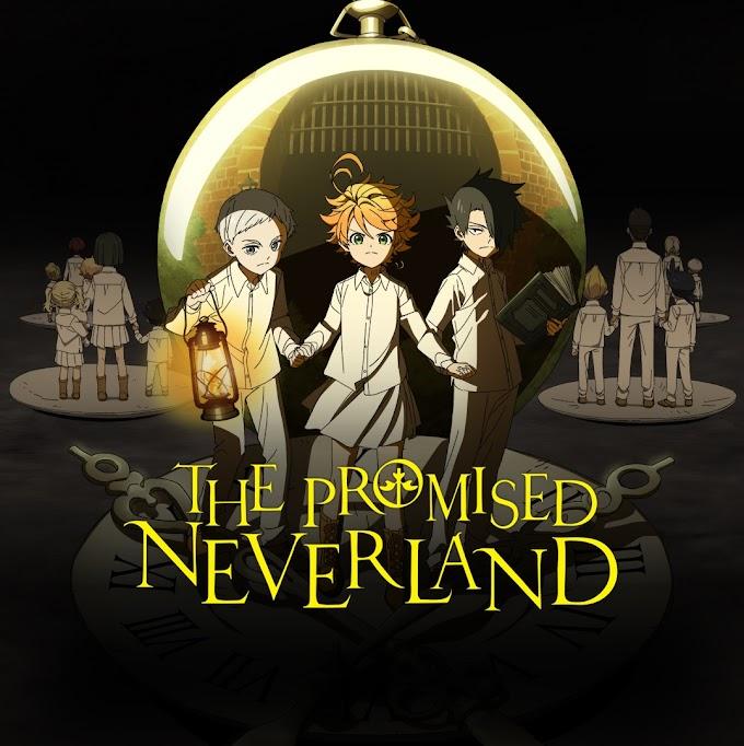 AnimeMorte: The Promised Neverland - 1° e 2° Temporada