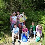 Deti na Plesnivci 7.6.2014