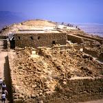 Eilat, l'Arava et la Mer morte (Palestine-Israël)
